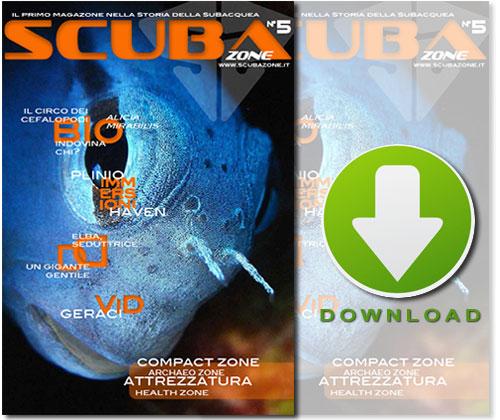 Scubazone - la rivista on line