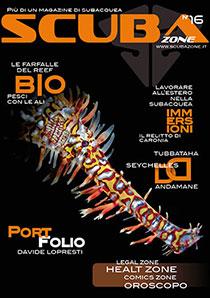 ScubaZone n.16 - Più di un magazine di subacquea