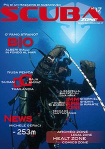 ScubaZone n.17 - Più di un magazine di subacquea