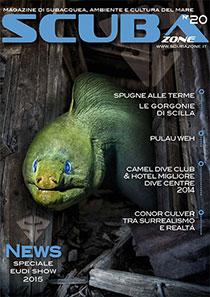 ScubaZone n.20 - Il magazine #1 di subacquea