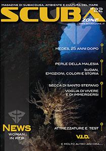 ScubaZone n.22 - Il magazine #1 di subacquea