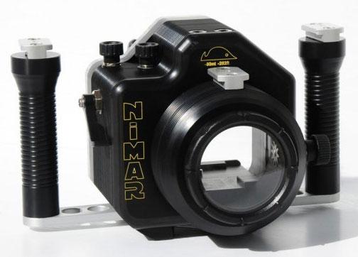 Custodia sub NIMAR 4 per Canon Eos 100D