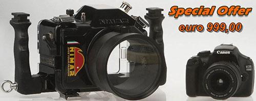 Nimar Canon Eos 1100d