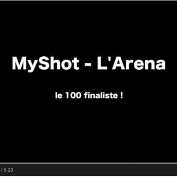 MyShot 2013 – L'arena, le 100 finaliste