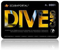 Dive Card 2014