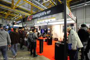 Stand Easydive all'Eudi Show 2014