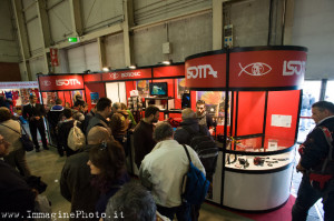 Stand Isotecnci all'Eudi Show 2014