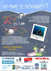 Un mare di fotografie 3.6 a Lerici @ Lerici - Profondo Blu Diving Center | Fiascherino | Liguria | Italia