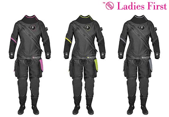 Santi Ladies First Drysuit