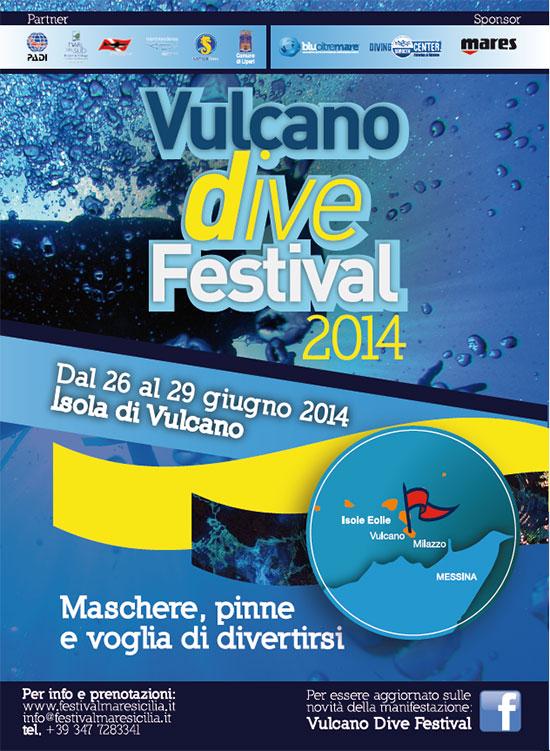 vulcano dive festival