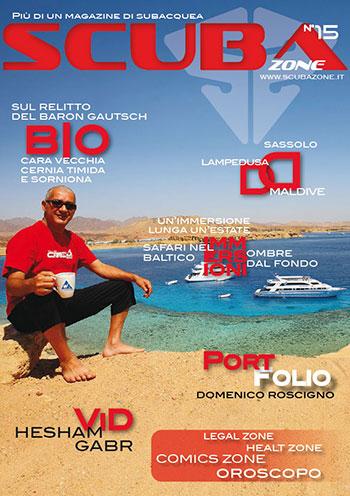 scubazone magazine subacquea