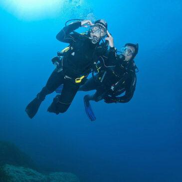 Solo Diving. Da soli sott'acqua?