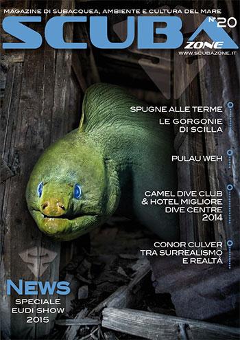 scubazone magazine