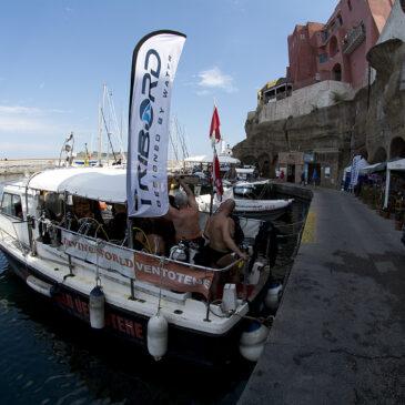 Tour Tribord a Ventotene
