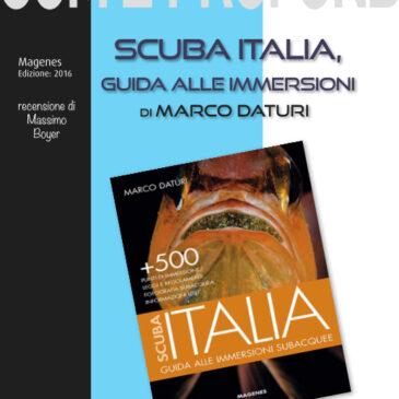 Scuba Italia – Guida alle immersioni di Marco Daturi.