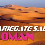Le variegate sabbie dell'Oman