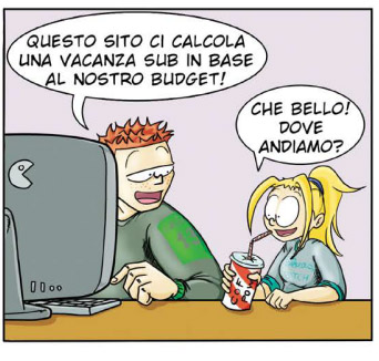 I fumetti di Bea Mantovani