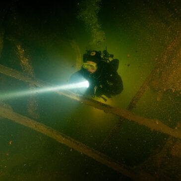 L'immersione è sicura?