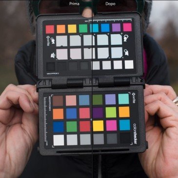 Profilo colore fotocamera DPC