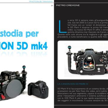 Custodia per Canon 5D mk4