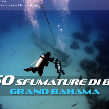 50 sfumature di blu, Grand Bahama