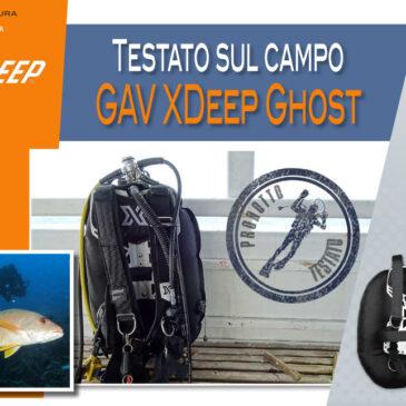 Testato sul campo: GAV XDeep Ghost