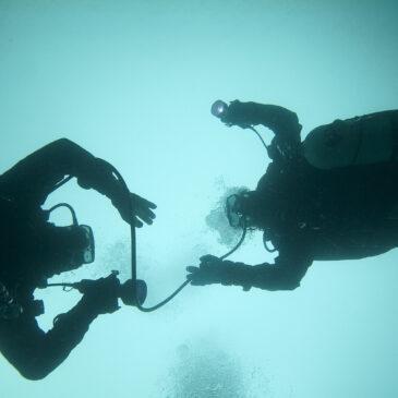 Le abilità nell'immersione tecnica