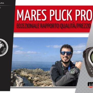 Mares Puck Pro