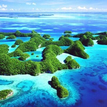 Palau, firmato Aquadiving