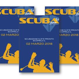 ScubaZone Magazine numero 37 in cartaceo!!!