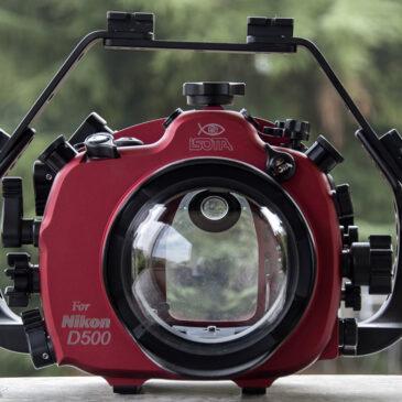 Test Isotta D500
