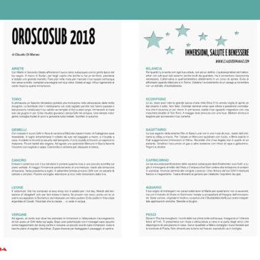 Oroscosub 2018