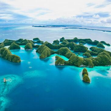 Palau, perla del Pacifico