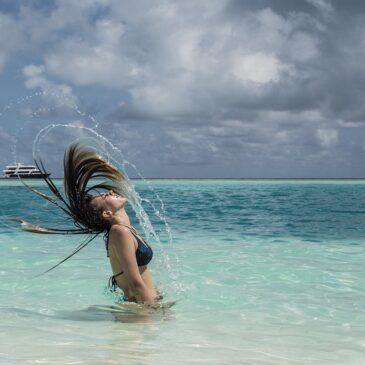 Squali tigre & Co, all'estremo sud delle Maldive