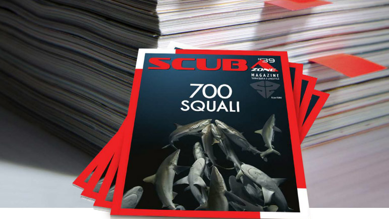 abbonamento scubazone magazine