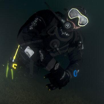 Un tuffo con la stagna Aqua Lung ALASKAN