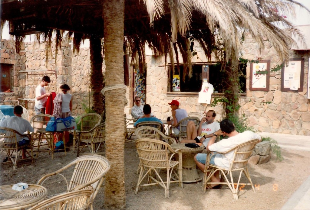 Camel Dive Club late 80s