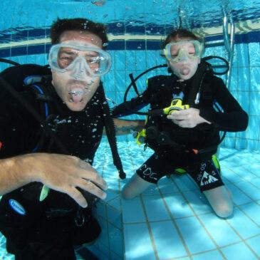 La subacquea è roba da vecchi?