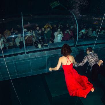La danza più Lunga del Mondo in Apnea