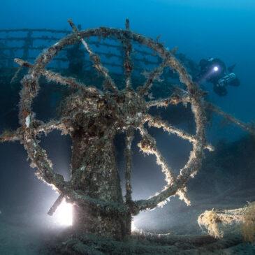 Istria diving tour