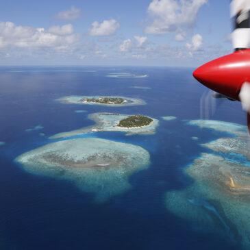 Nika island, un' immersione nella storia delle Maldive