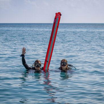 Dispersi in mare? Ecco come farsi ritrovare
