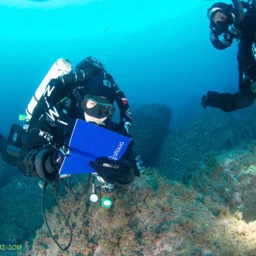 Wetnotes Atlaua. Un gadget personalizzato per il vostro diving center