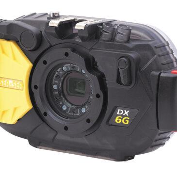 DX-6G –  Set per fotografia digitale subacquea