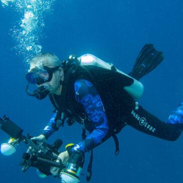 Aqua Lung, Gav Rouge – Muta Bali 3 mm. Test sul campo