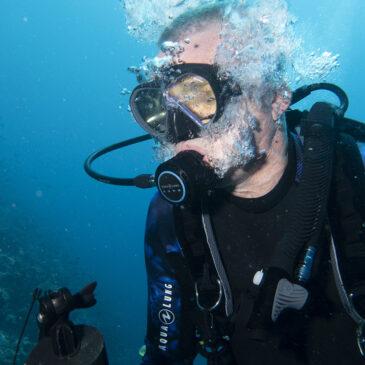 Test sul campo: Maschera Apeks VX1 e Pinne Aqua Lung Storm