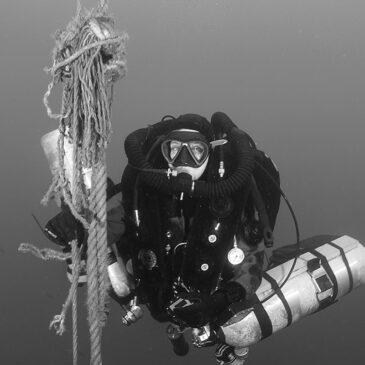 Immergersi con il Libeccio Teck Diving. Intervista a Clara Sonzogni