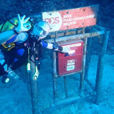 La cassetta postale più profonda del mondo