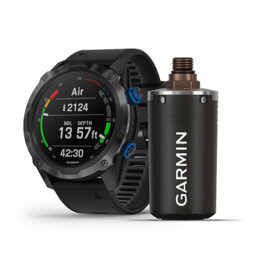 GARMIN DESCENT MK2i e DESCENT T1:  tecnologia satellitare per le immersioni