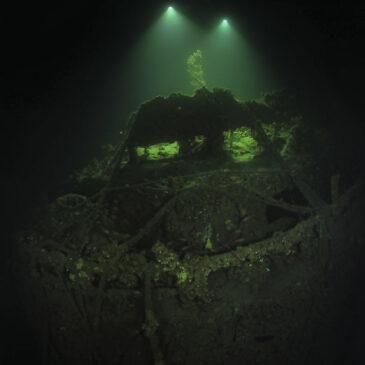 Relitti in Liguria: lo specchio del mare è la sua terra